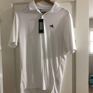 NWT Adidas Golf Shirt